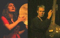 Catherine Braslavsky And Joseph Rowe