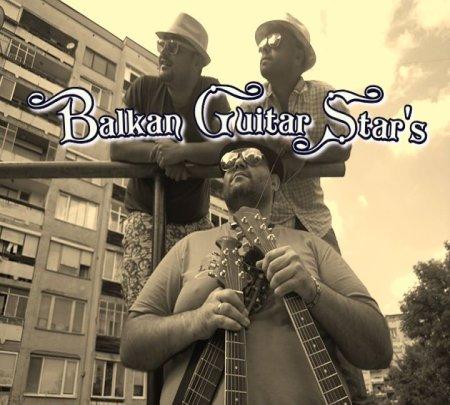 Balkan Guitar Stars-Tihol Mutafov And Zlatko Burov