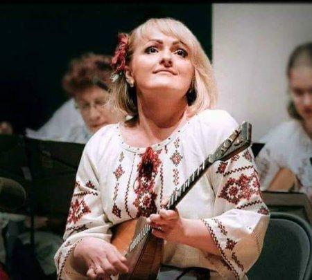 Tetiana Khomenko