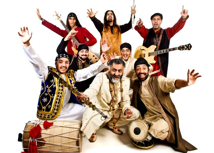RSVP Bhangra - Rocking Sounds Via Punjab