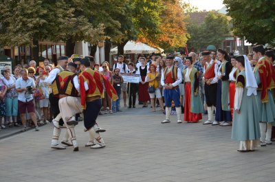 Ensemble Of Traditional (folk) Dances And Songs Mijat Maskovic