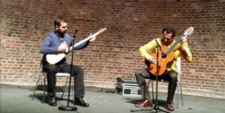 Baglama & Guitar Duo