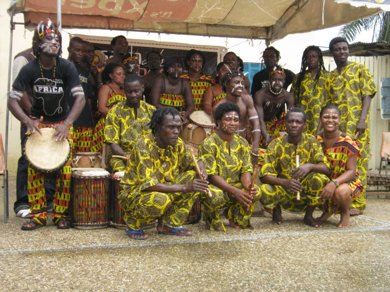 Sakra African Orchestra