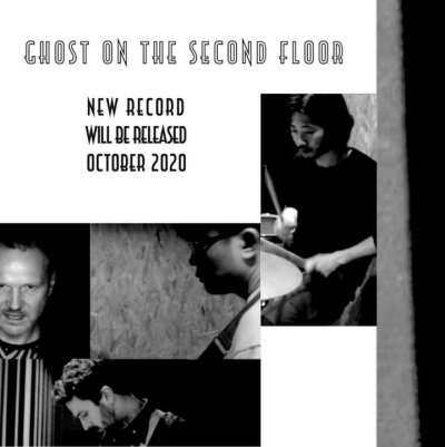 Ghost On The Second Floor