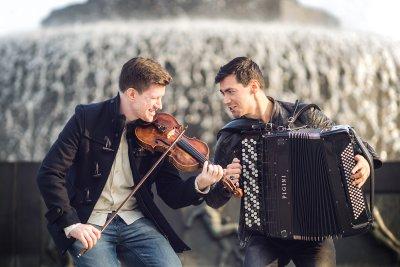 Almir Meskovic & Daniel Lazar