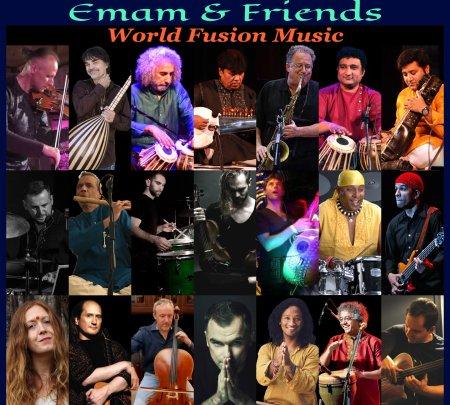 Emam & Friends (Albums)
