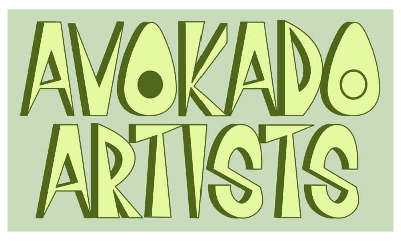 Avokado Artists Presents