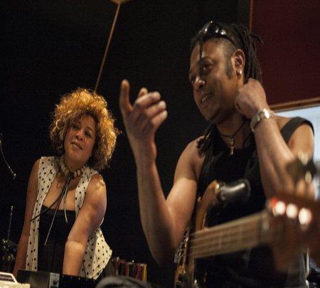 Island Jazz Featuring Monika Njava & Linley Marthe