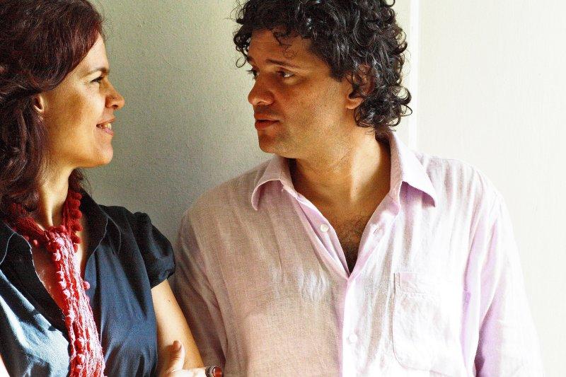 Luis Felipe Gama E Ana Luiza
