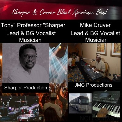 Sharper, Cruver Black Xperience Band