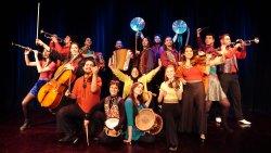 Ensamble Transatlántico De Folk Chileno