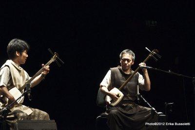 Shunsuke Kimura & Etsuro Ono