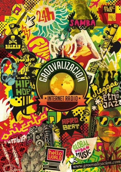 DJ Cucurucho Groovalizacion
