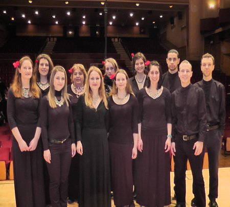 Veda Slovena Bulgarian Choir