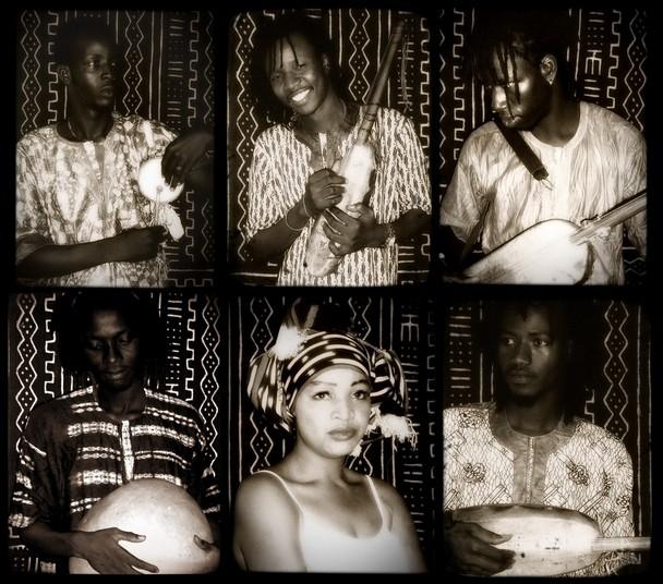 Djimé Sissoko And Djama Djigui