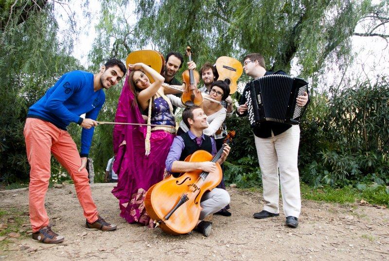 Barcelona Ethnic Band