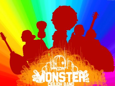 Monster Ceilidh Band & Sound System