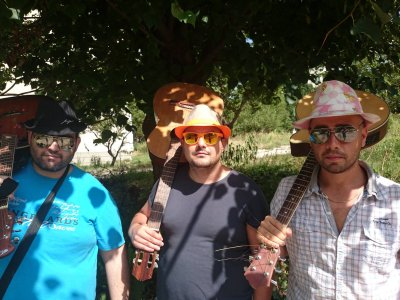 Balkan Guitar Stars