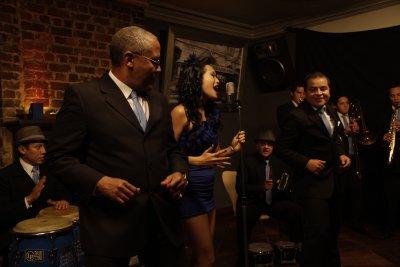 Cocoblue Salsa Band