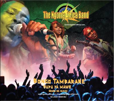 Ngoma Africa Band