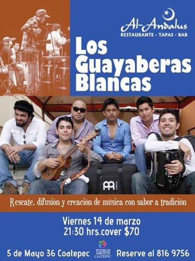 Los Guayaberas Blancas