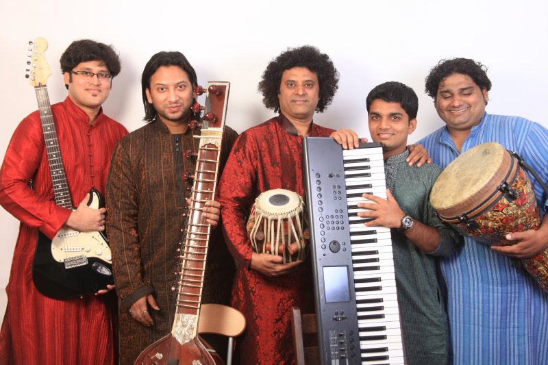 Uday Ramdas Presents  MUKTI , World  Fusion Music