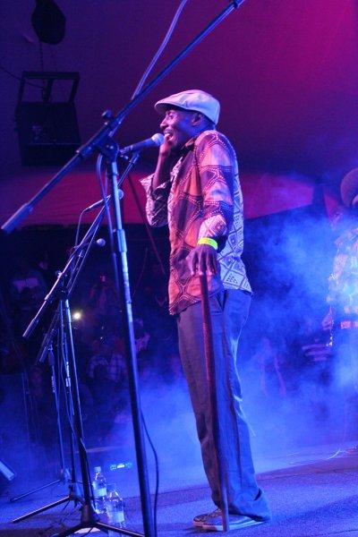 Victor Kunonga And Peace
