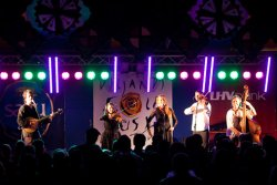 Burdon Folk Band