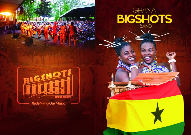 THE GHANA BIGSHOTS BAND