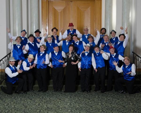 The San Diego Jewish Mens Choir
