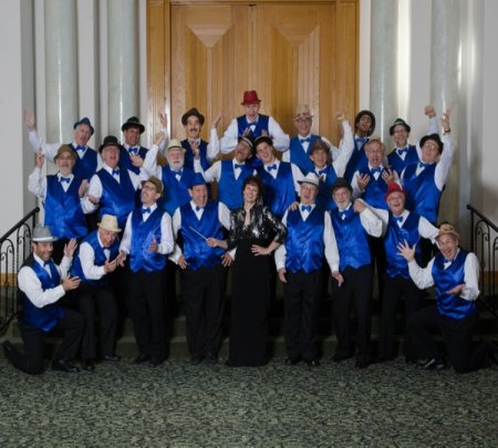 The San Diego Jewish Mens Choir