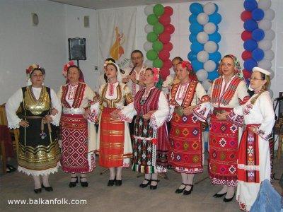Zornitsa Vocal Folk Group