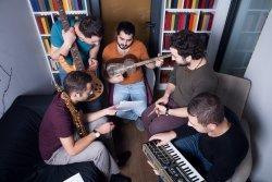 Miqayel Voskanyan & Friends Band