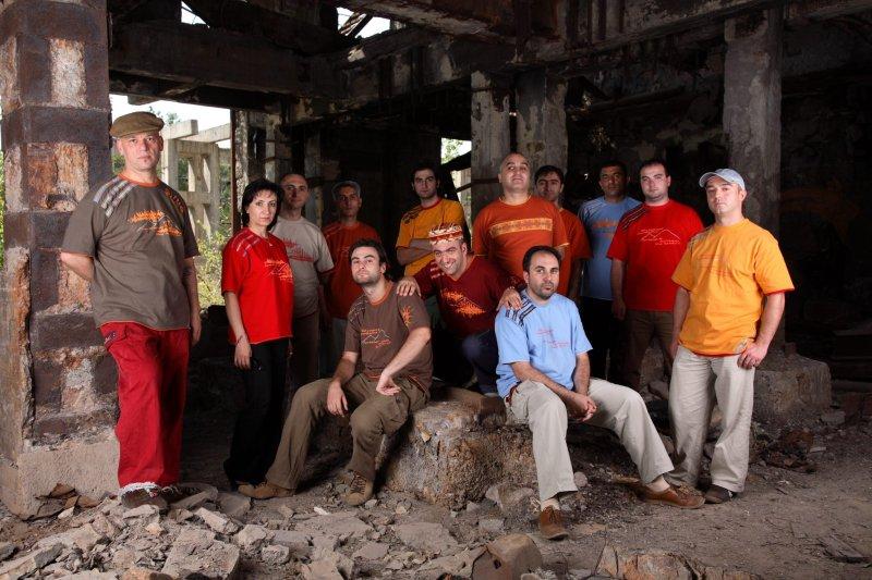 Armenian Navy Band & Arto Tunçboyaciyan