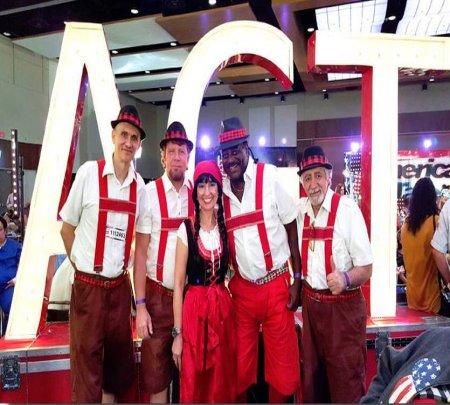 The International Polka Band