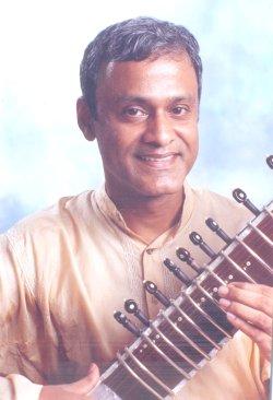 Sitarist  Sanjeeb Sircar