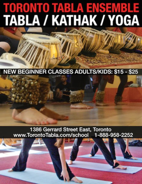 Toronto Tabla Ensemble School