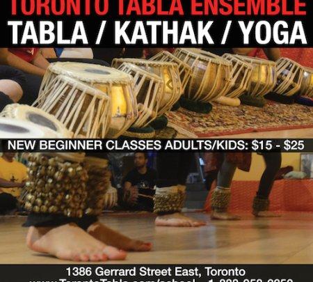 Toronto Tabla Ensemble School