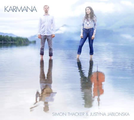 Justyna Jablonska And Simon Thacker