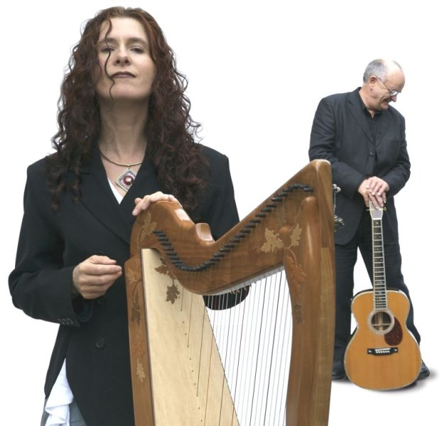 Maire Ni Chathasaigh And Chris Newman