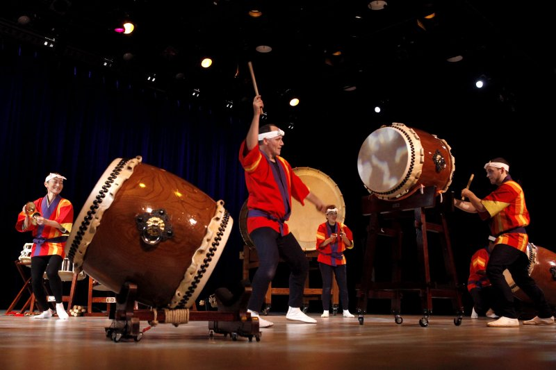 Marco Lienhard And Taikoza