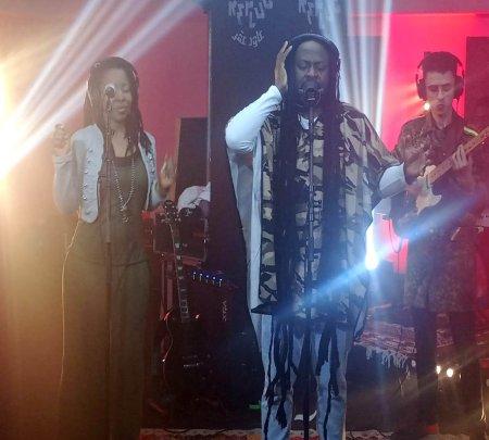 Jah Bongo & The Zion Rock