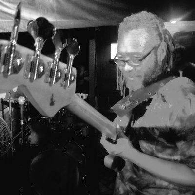 Brian Electric Bassist
