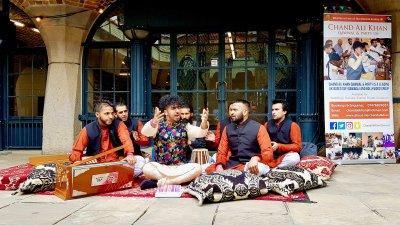 Chand Ali Khan Qawwal & Party