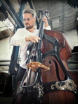 Joel Illerhag - Swedish Harp Bass