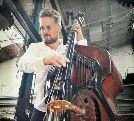 Joel Illerhag - Swedish Harp Bass