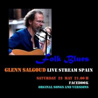 GLENN SALGOUD LIVE STREAM FROM SPAIN SAT 23 MAYO 21 H