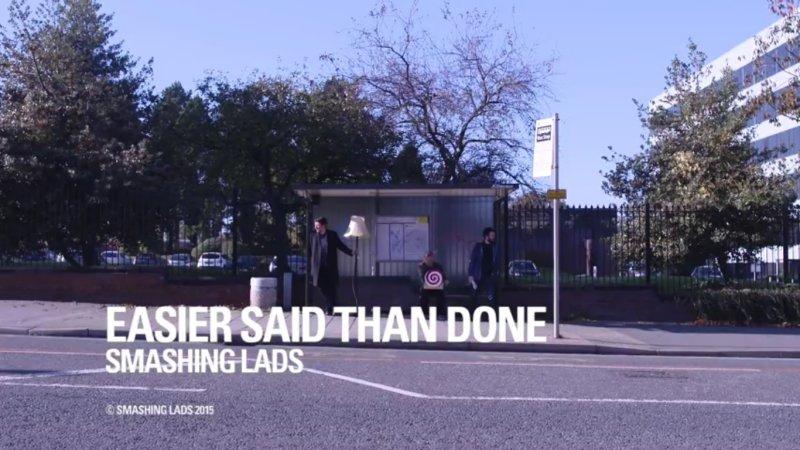 Smashing Lads - Easier Said Than Done