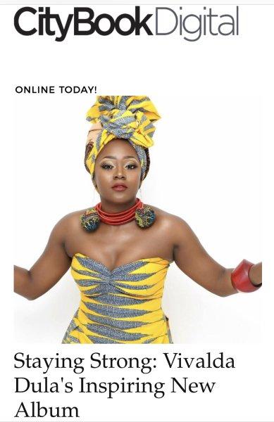 VIVALDA DULA Releases the inspiring album DULA