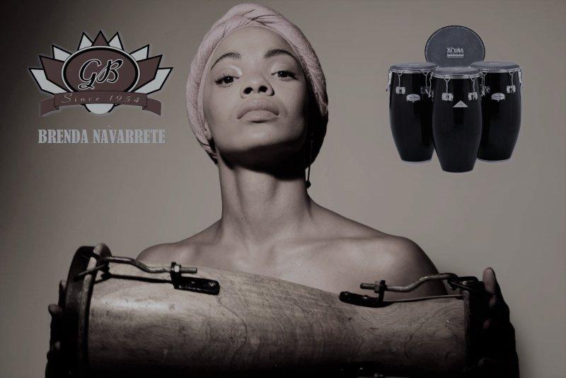GON BOPS and BRENDA NAVARRETE sign artist endorsement deal